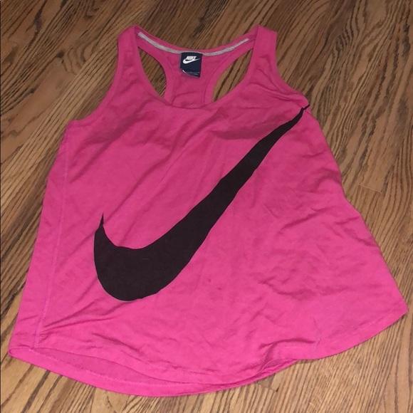 b607a3404b Women's Logo Tank Nike Sportswear Small Pink. M_5b834461800dee9381463f66
